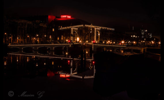 #Magere_brug #Amsterdam #canon #skinny_bridge #nightphotography #foto's_te_koop #photos_for_sale