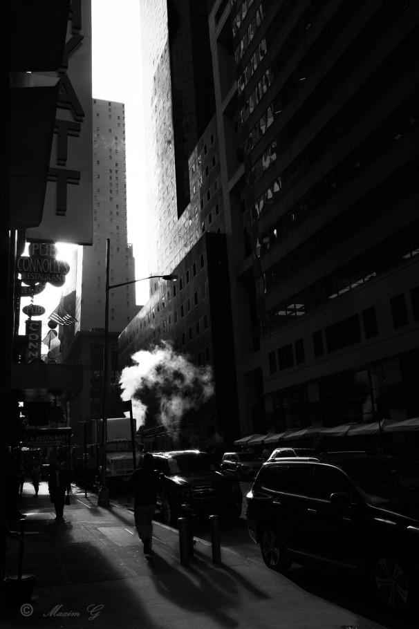 West 45th street Newyork