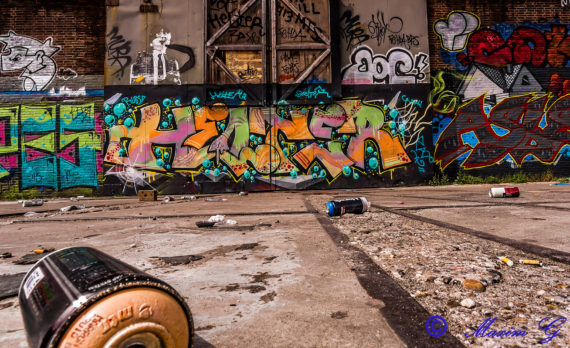 #Graffiti_on_the-wall #canon #shipyard