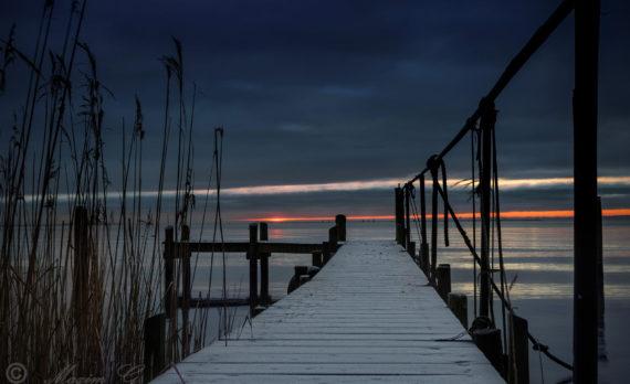 #durgerdam #sunrise #winter #canon #pier #buiten_ij