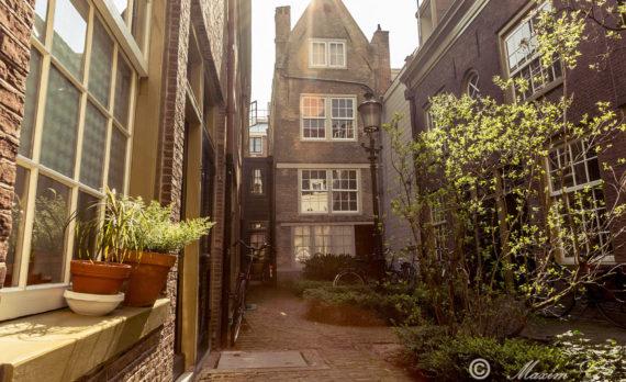#Claesclaesz #Amsterdam #canon #courtyard #jordaan