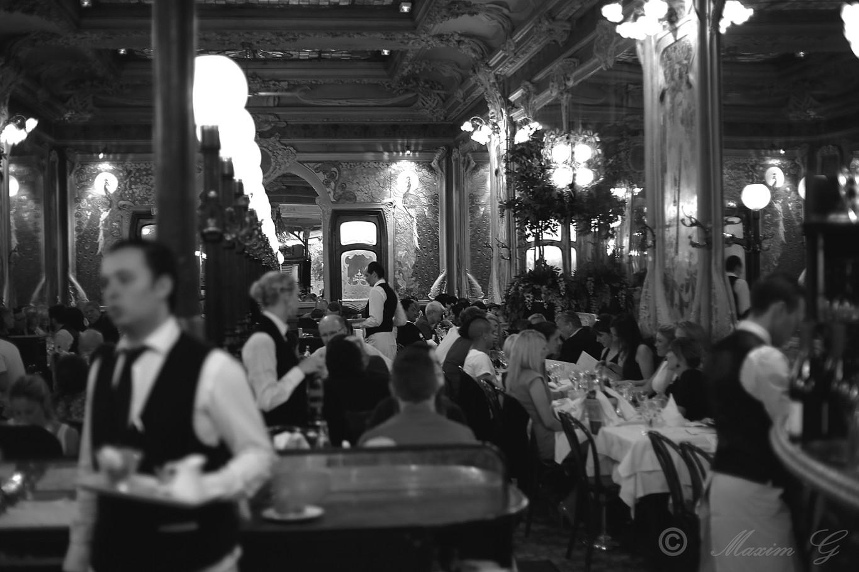 Restaurant Jullien Paris