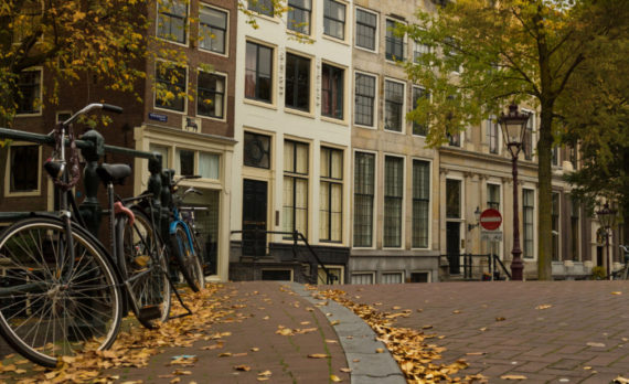 Fall in Amsterdam