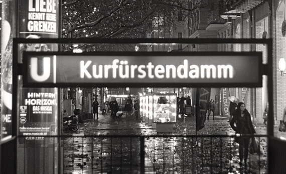 #U_bhan #subway #kurfürstendamm #berlin #germany #photography