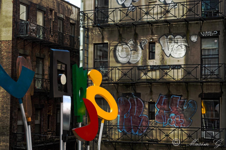 Highline Art