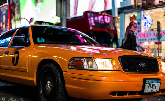 yellow cab, taxi ,new york, canon