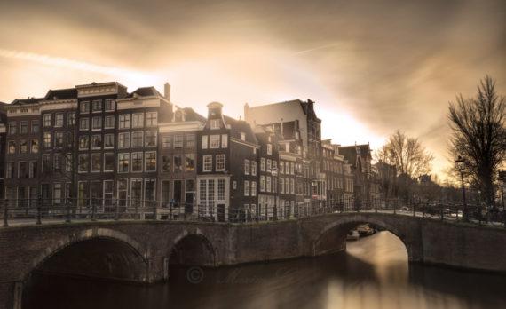 #canon #keizersgracht #Amsterdam #canalhouses #longexposure