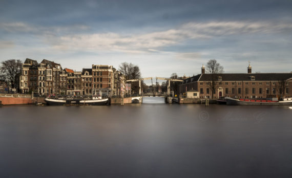 #Amstel #Hermitage #canon #Amsterdam #river #museum