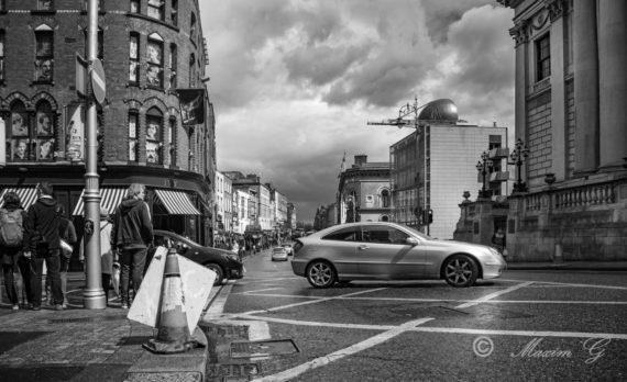 #Lord_Edwardstreet #Dublin #Ireland #canon #black_and_white