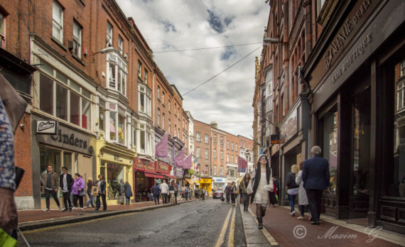 #Wicklowstreet #Dublin #ireland #shops #canon #photos_for_sale