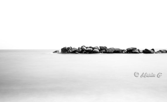 #rocks #longexposure #greece #canon #santorini