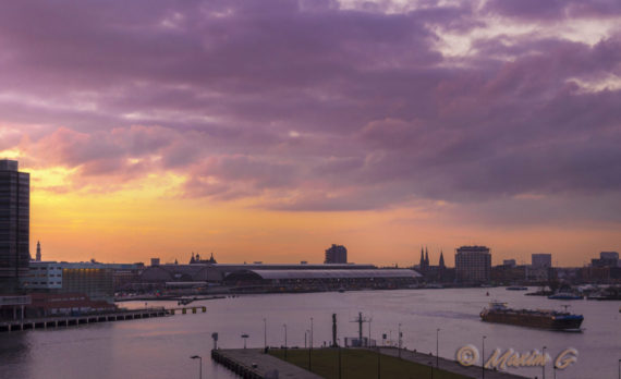 #Amsterdam #ij #canon #harbour #photo's #java_eiland