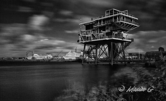 #REM_eiland #fotografie #Amsterdam #long_exposure