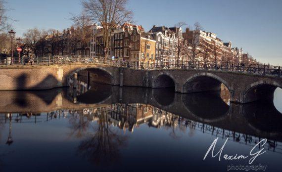 canals, grachten, Amsterdam